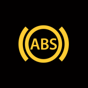 ABS Anti-Lock Braking System Warning Light Moose Jaw