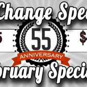 Oil Change Special Moose Jaw