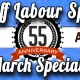 10% Off Labour in March