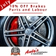 Moose Jaw Summer Auto Breaks Special