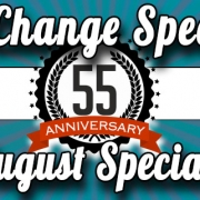 Oil Change Moose Jaw August Special