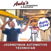 Journeyman Automotive Technician - Moose Jaw